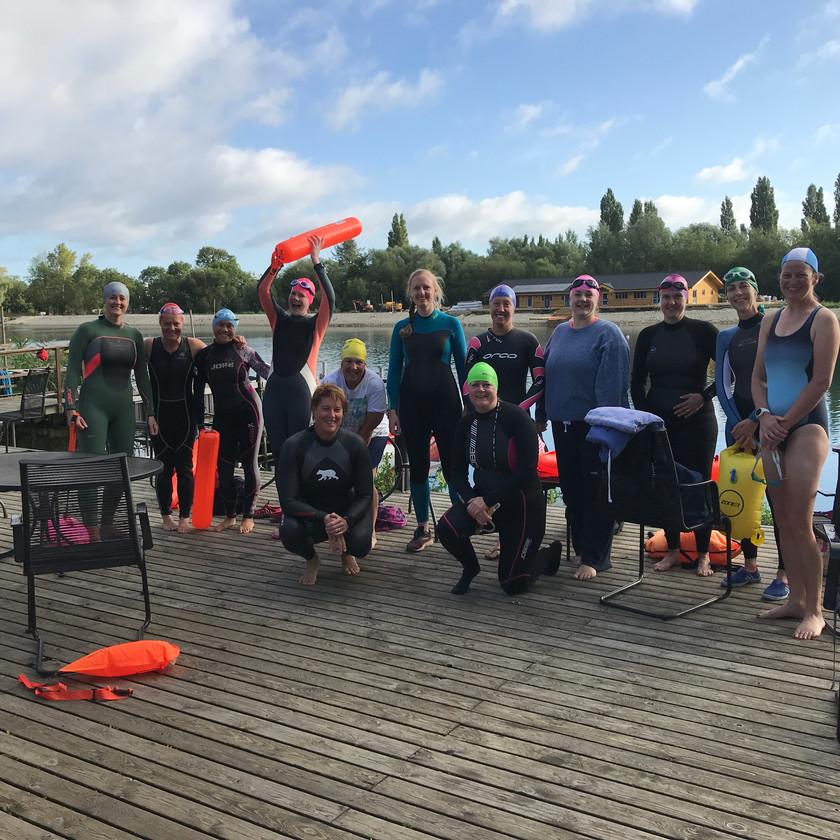 Introduction to open water Denham