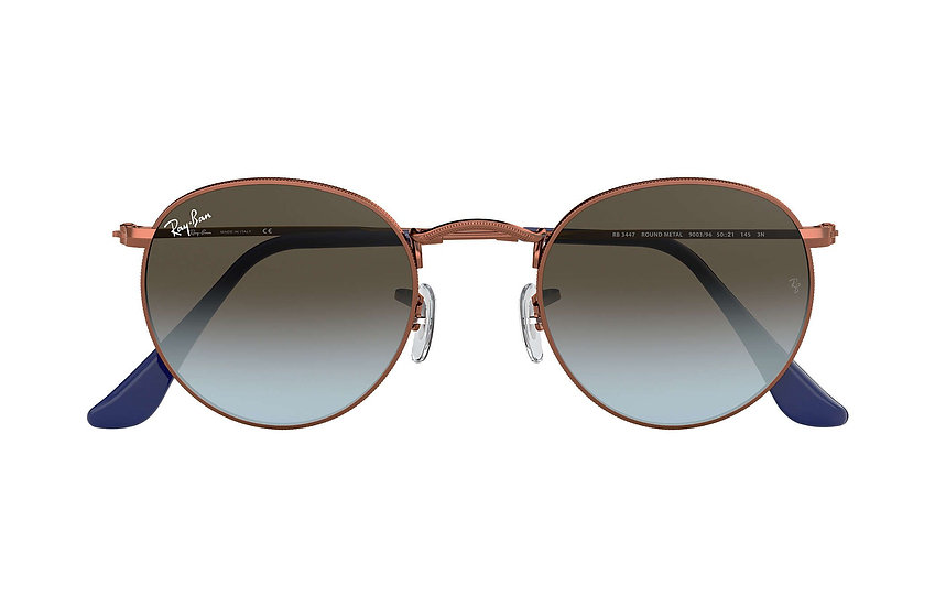 Ray-Ban RB3447 Round Metal 9003/96 50*21