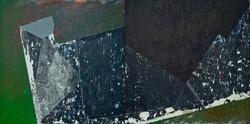 移植∞繁殖計畫8 木板、壓克力、鉛筆、炭精筆100cm X 200cm X 5c
