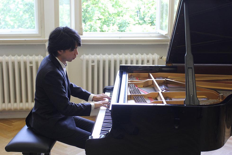 齊藤一也 ピアノ