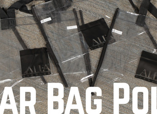 Clear Bag Policy At Rodeo