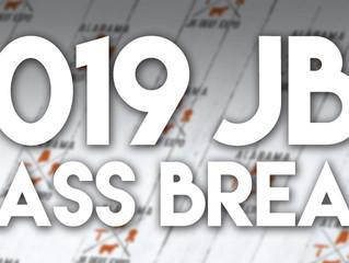 JBE Class Breaks Announced