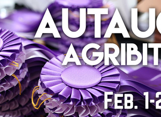 Autauga Agribition Coming February