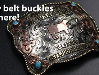 JBE Buckles!