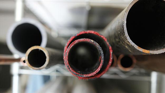 Usinage de tuyaux et de coupe