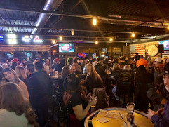Always a packed house at the Beaver