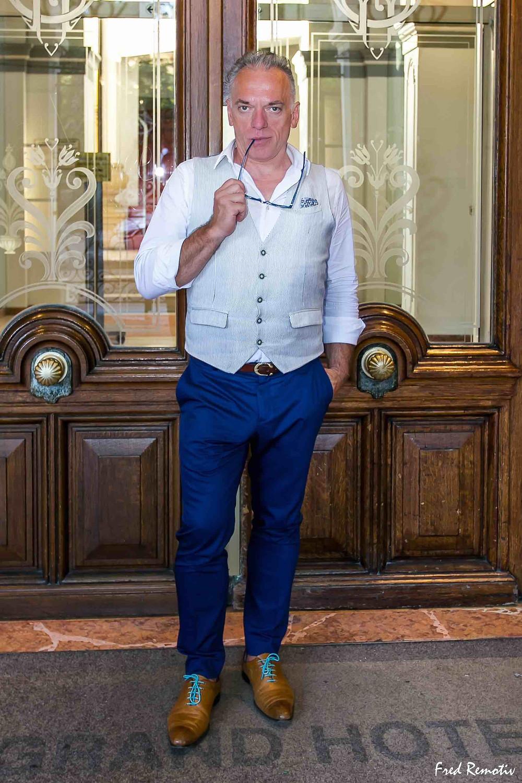 Alain L-Jacquet | Event Ephémère | Nice | Le micro de Morgane