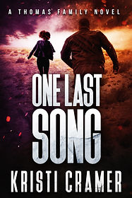 One Last Song by Kristi Cramer Suspense author