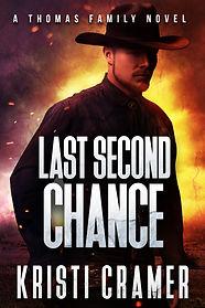 Last Second Chance by Kristi Cramer Suspense author