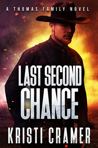 Last Second Chance by Kristi Cramer Suspense author