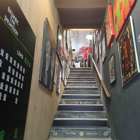 Christophe Noirel   Popart Galerie   Pop Art Tee   Vieux Nice   Nice