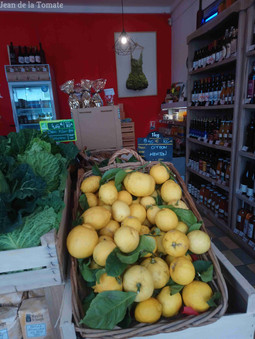 Les Citrons de Menton | Jeandelatomate