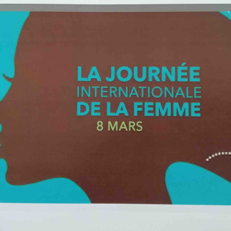 La journée de la femme 2019 |Villeneuve-Loubet |Côte d'Azur |Le micro de Morgane