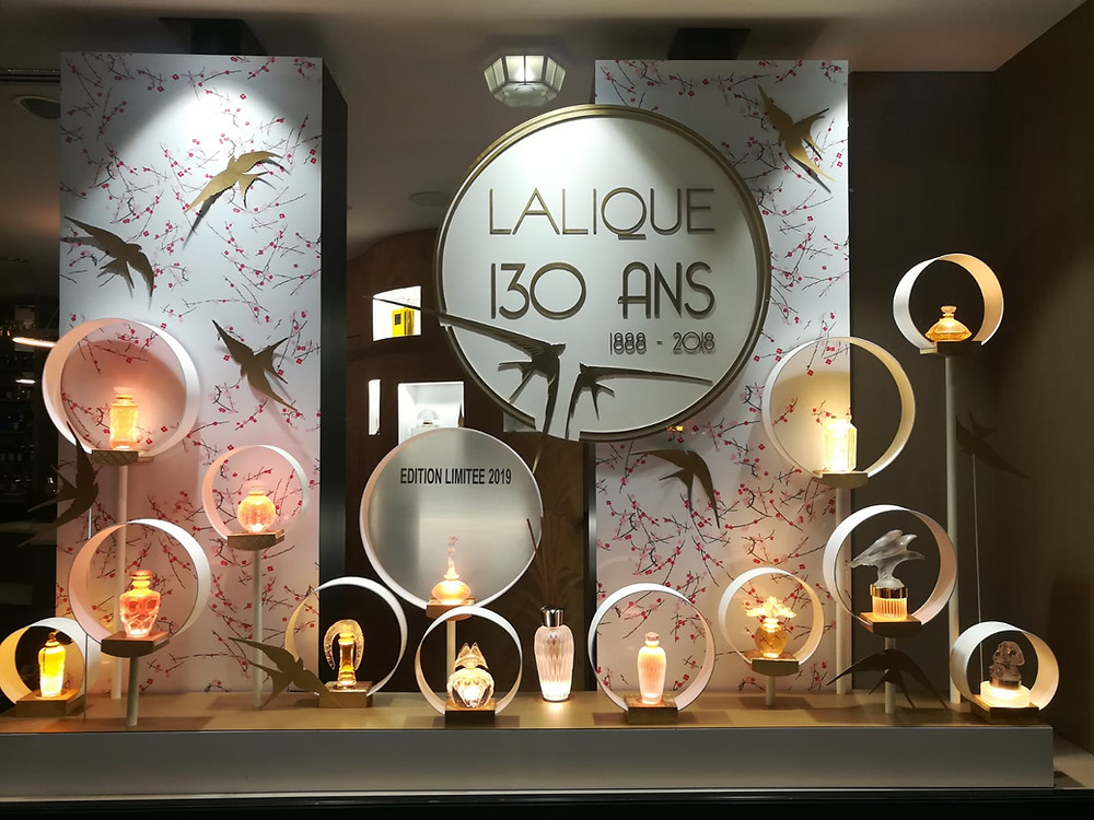 Institut de beauté |Parfumerie Augier |Saint-Jean-Cap-Ferrat |Le micro de Morgane