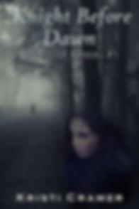 Knight Before Dawn by Kristi Cramer suspense author