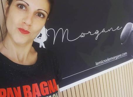Site web blog culturel  |Articles et networkNice |Le micro de Morgane