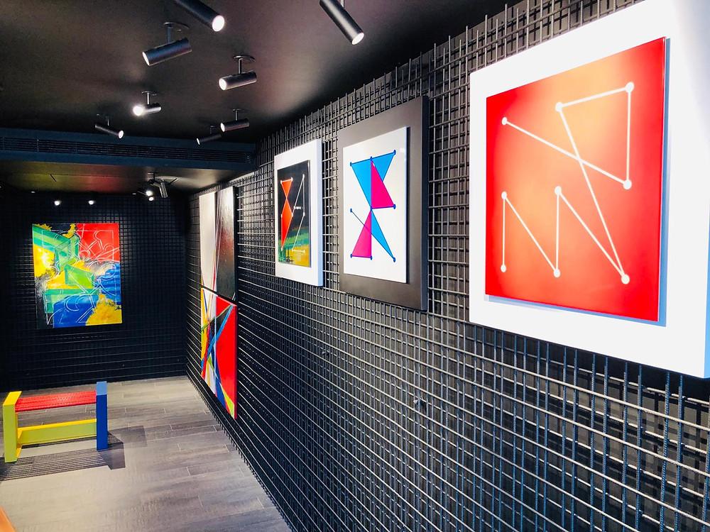 Galerie Aoun & Vestri |Olivia Vestri |Arch Regees | Cap Ferrat |Morgane Bihoreau |atoutcs.com
