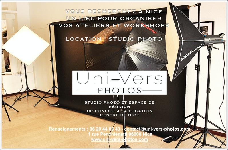 Location de studio photo |Nice |Uni-Vers-Photos | le micro de morgane