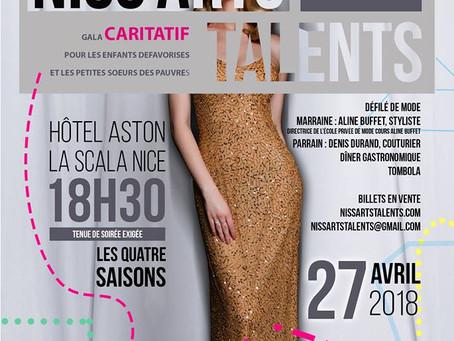 Network |Gala Niss'Arts Talents | Hôtel Aston La Scala | Nice | Morgane Bihoreau