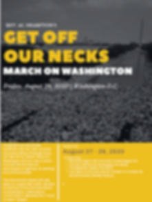 Get off our necks march graphic.png