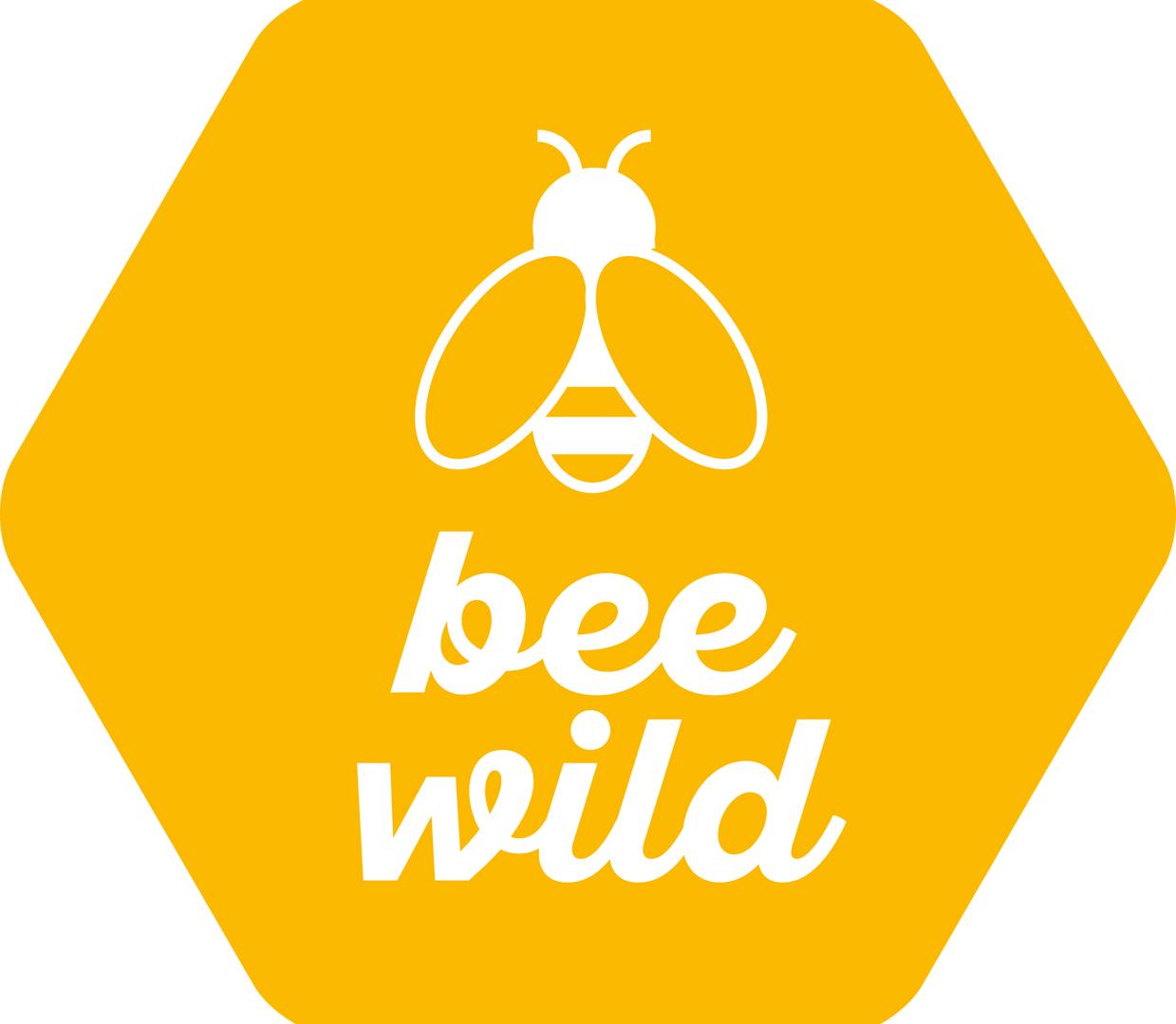 BeeWild_logo_stor