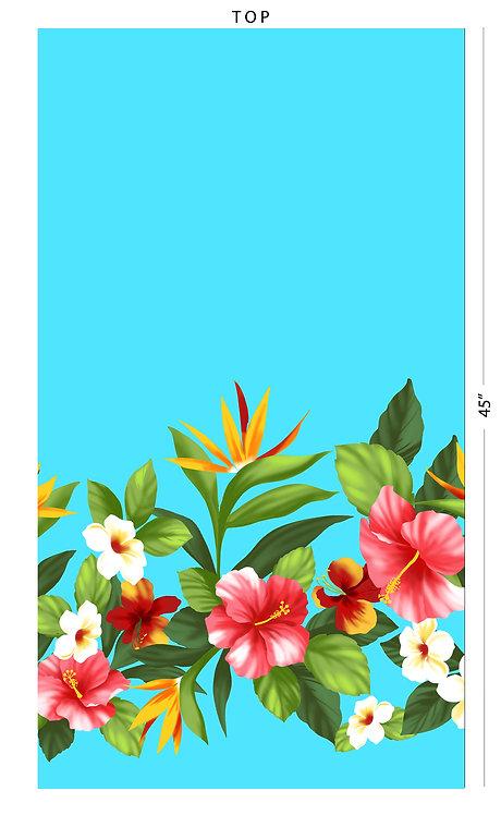 CHOE-365 Turquoise