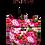 Thumbnail: Luxury Hibiscus Reversible Tote L