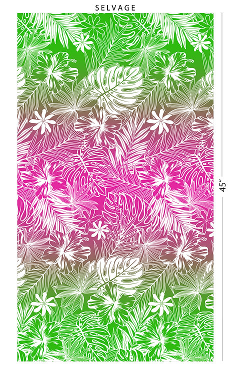 CHOE-283R Green Pink