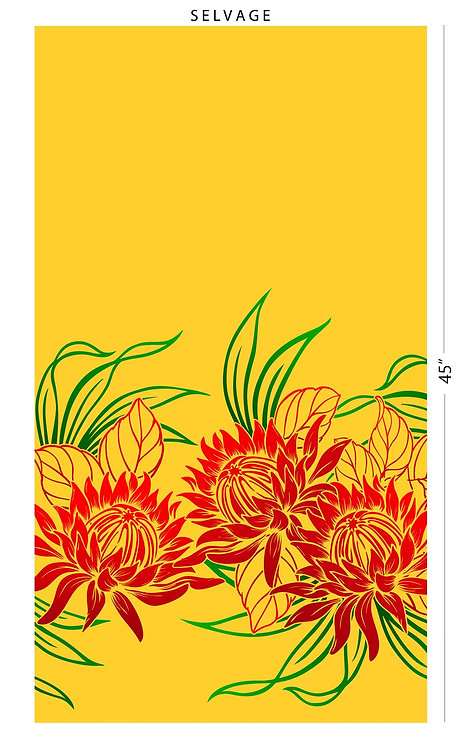 CHOE-513R Yellow Red