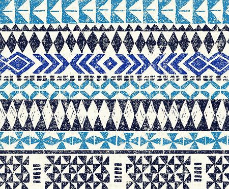 SAM-04#2 CREAM BLUE