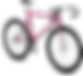 3D Rose Vélo