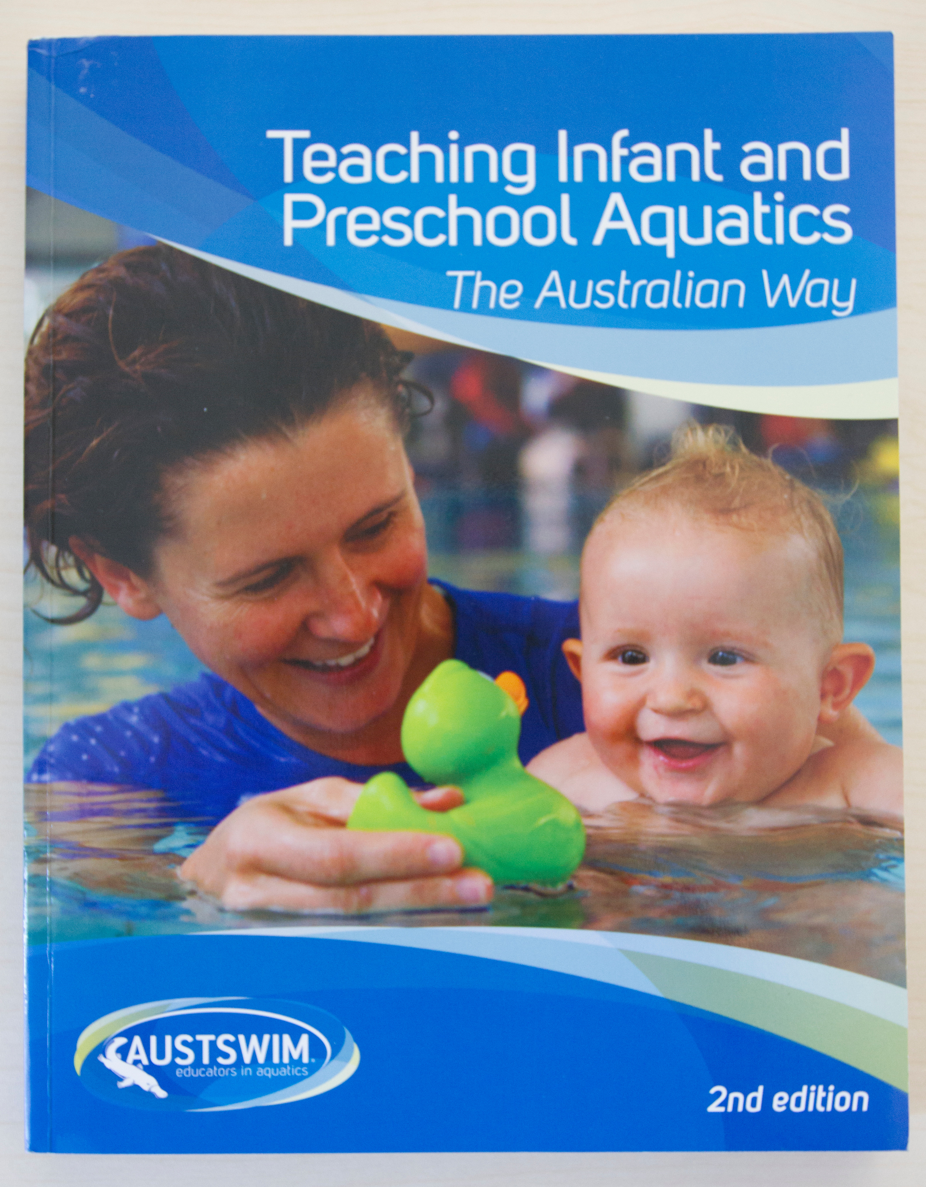 Teaching Infant and Preschool Aquatics