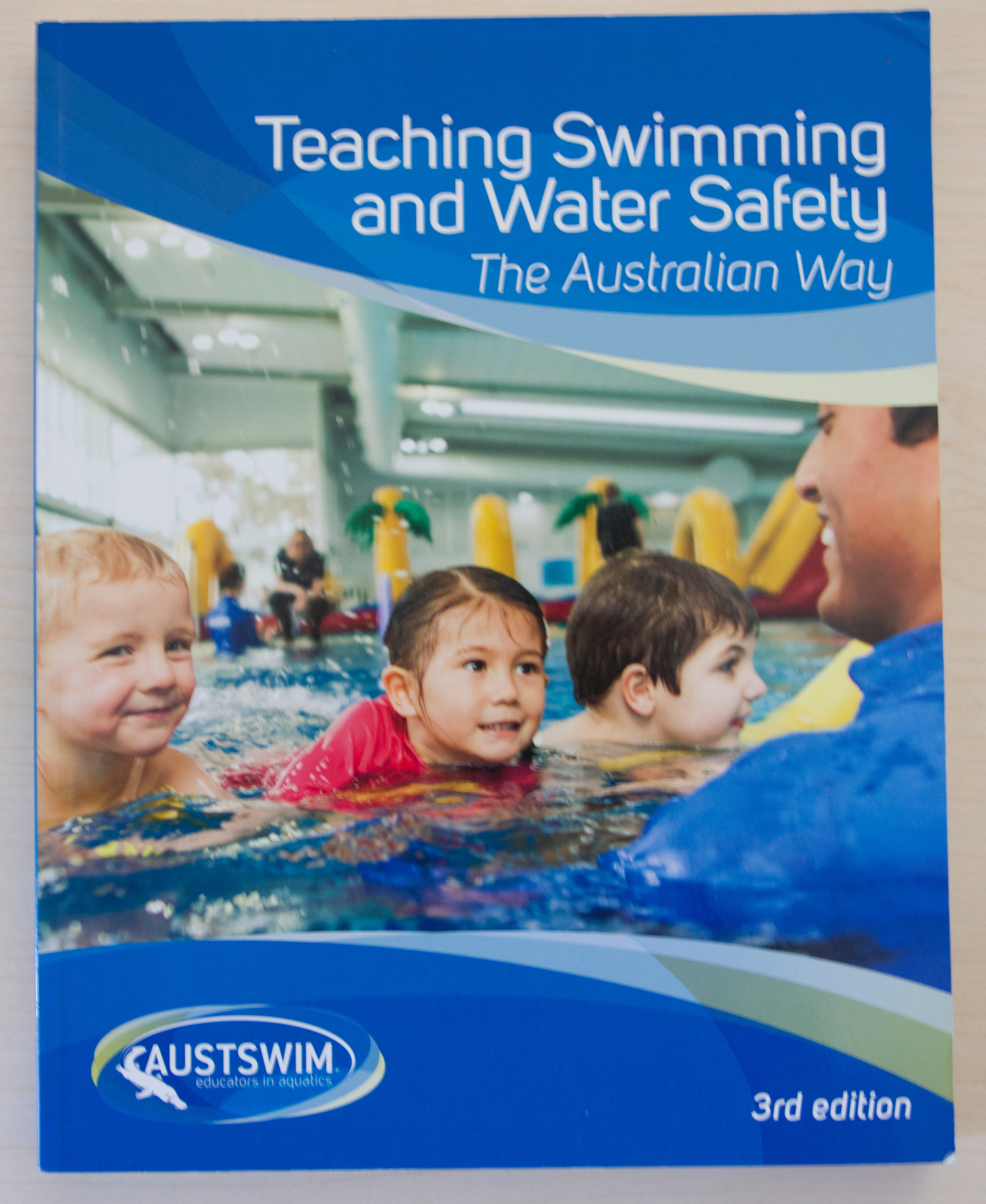 Teacher of Swimming and Water Safety