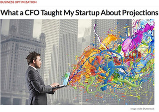 What a CFO Taught My Startup About Projections