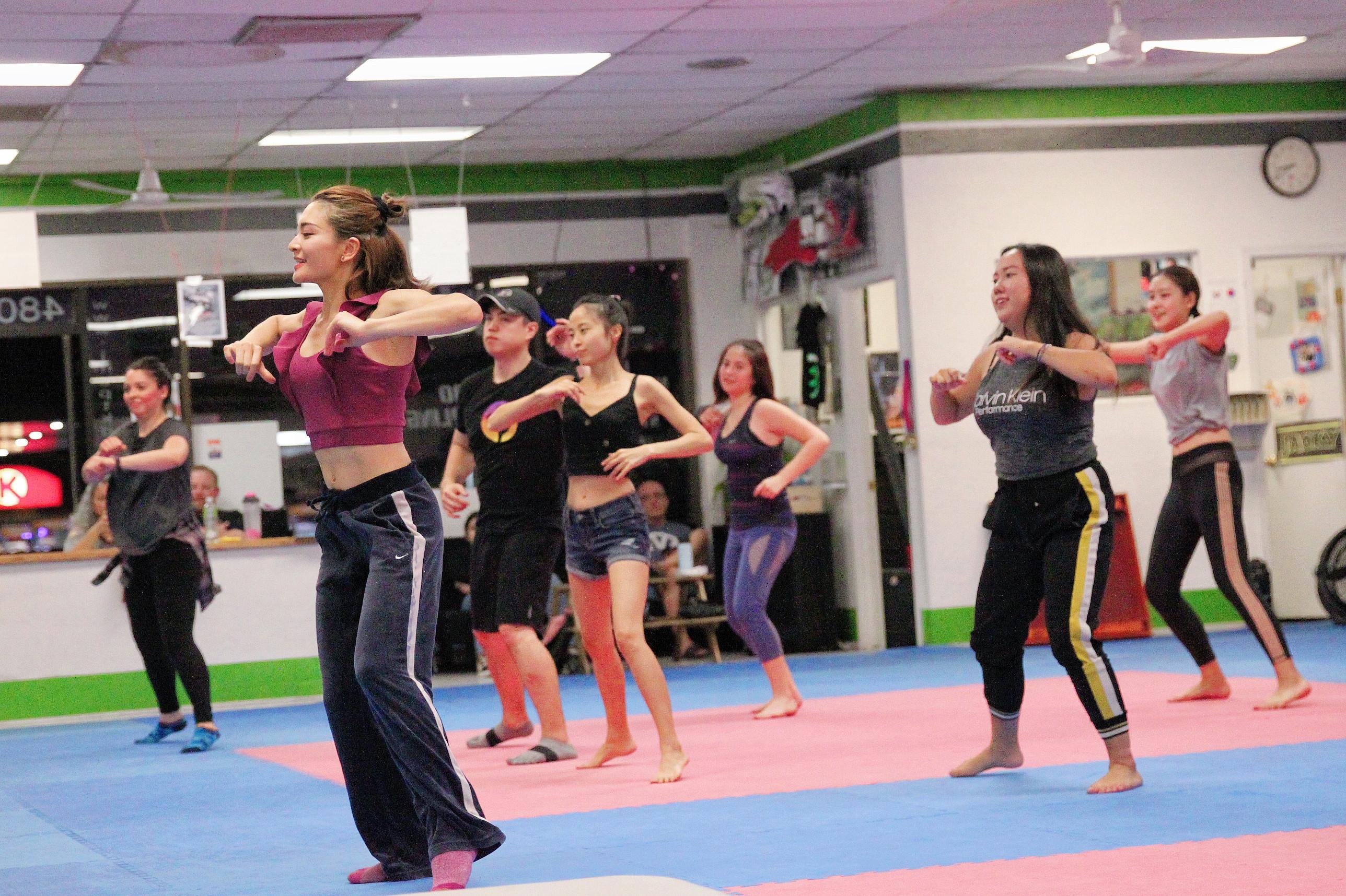 Arizona Kpop Dance Workshop