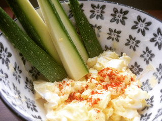 Egg Salad with a Secret Ingredient!