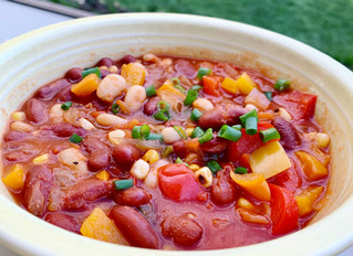 """Awesome"" Vegan Chili"