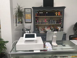 Clover Mini Pay station