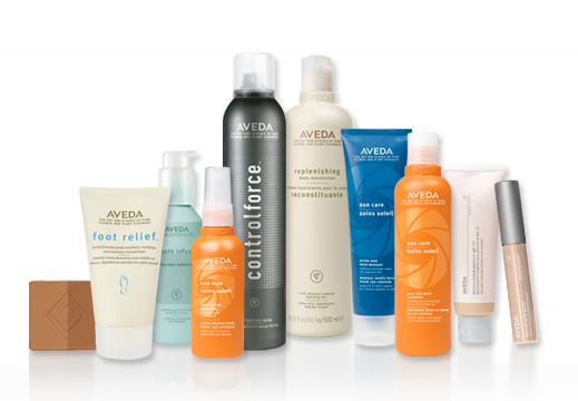 Assorted-Aveda-Products