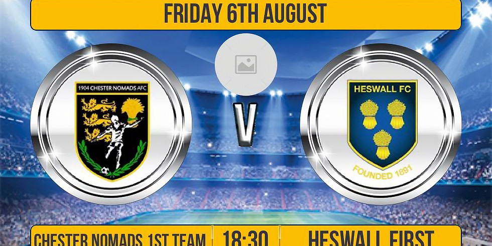 1st XI v Heswall - Match day sponsor:  https://twitter.com/Urbantricycles1