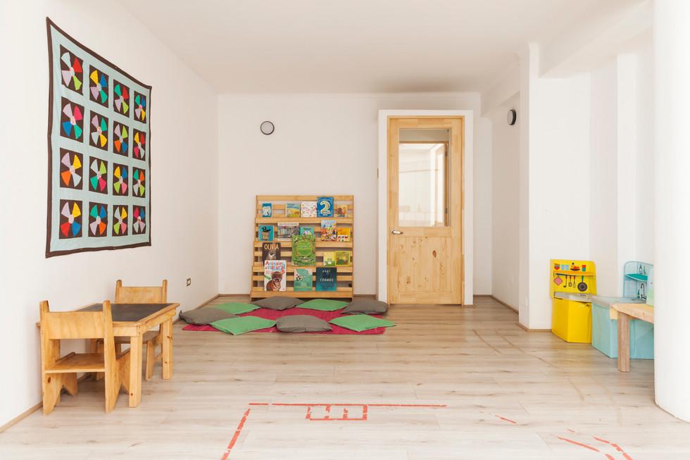 Sala de los intermedios