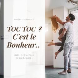 La gazette Surprise de Maëlle & Nicolas