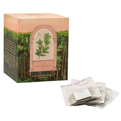 Box 25 sachets Green Maté / 25 sachets Maté Vert