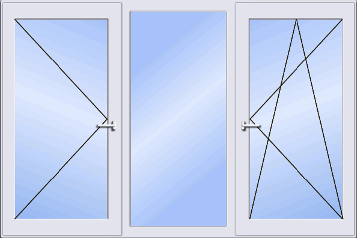 окна пущино