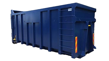 40-Cubic-Yard-Roll-On-Roll-Off-Container