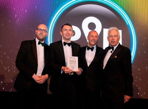 PIN IoT Wins New Business of the Year Award