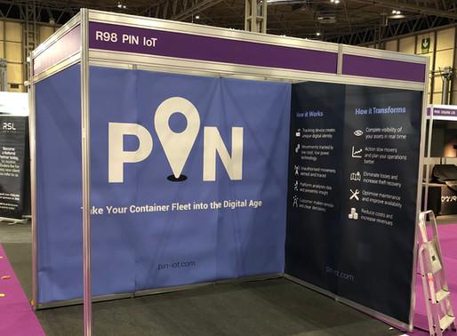 PIN IoT Launches at RWM