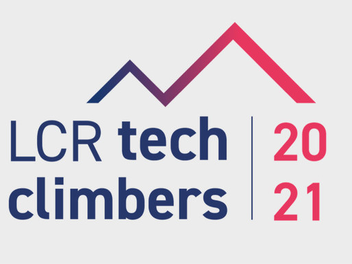 PIN IoT Selected to LCR Tech Climbers List
