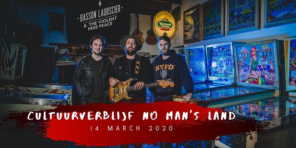 Basson Laubscher & The Violent Free Peace (ZA) @No Man's Land