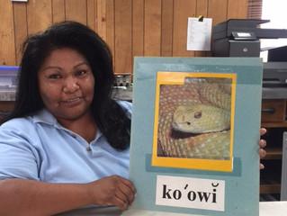 Tohono O'odham Word of the Week #7!